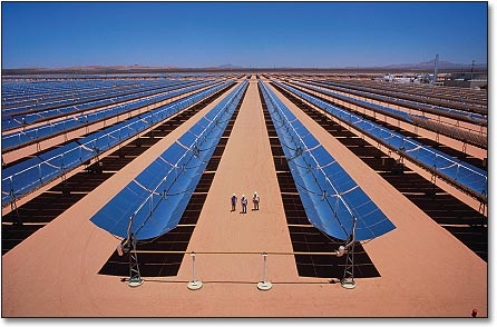 Solar Thermal CST | Energy without Carbon